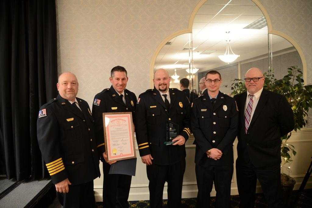 Monroe County's heroes honored at annual event