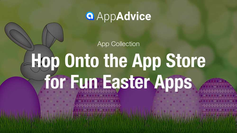 Apps for Easter