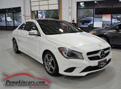 Absolutely Stunning Mercedes Benz CLA250 waiting for YOU here at Pumpkin Fine Cars!!!!