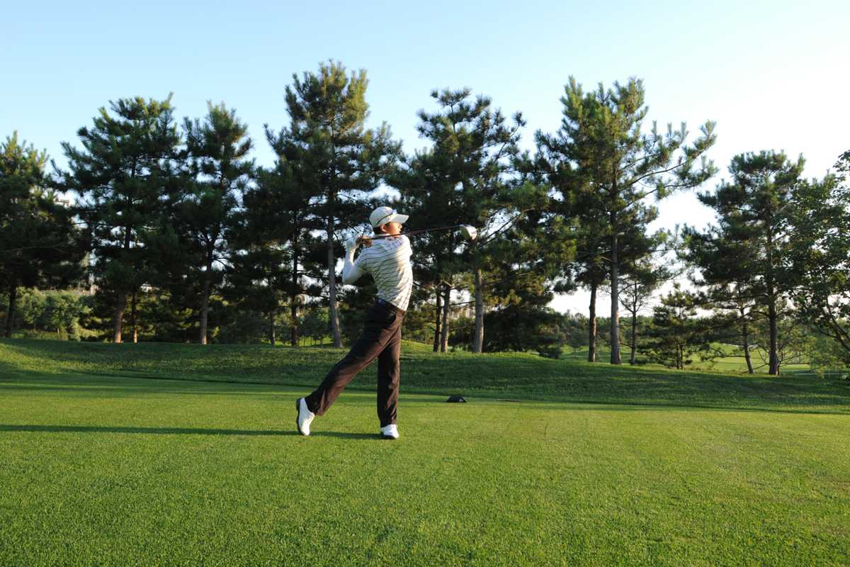 Are average golfers gaining distance? New study says not by a long shot