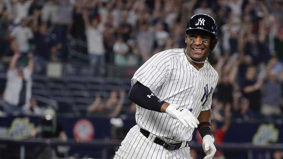 Yankees fans ask about Miguel Andujar, more