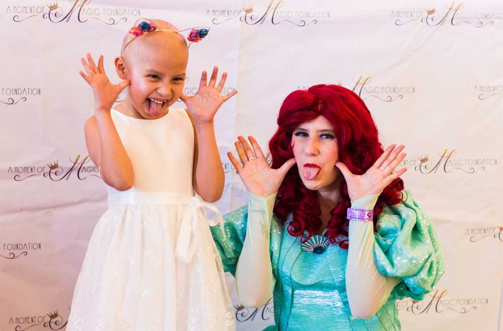Fashion show benefits kids with cancer