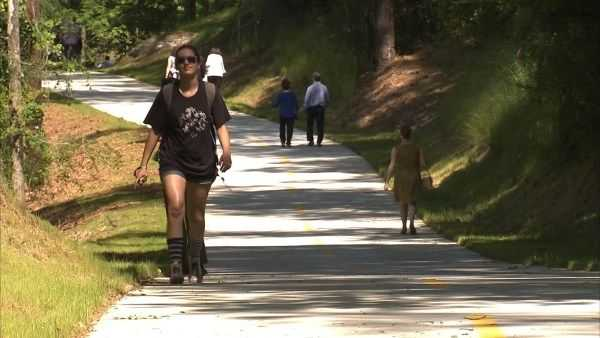 Westside's Proctor Creek Greenway officially opens Monday