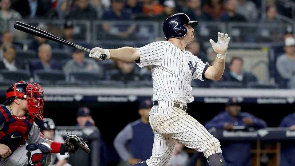 Brett Gardner notches three extra