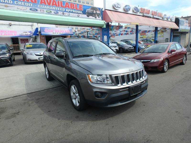 2011 Jeep Compass Latitude found on Carsforsale.com