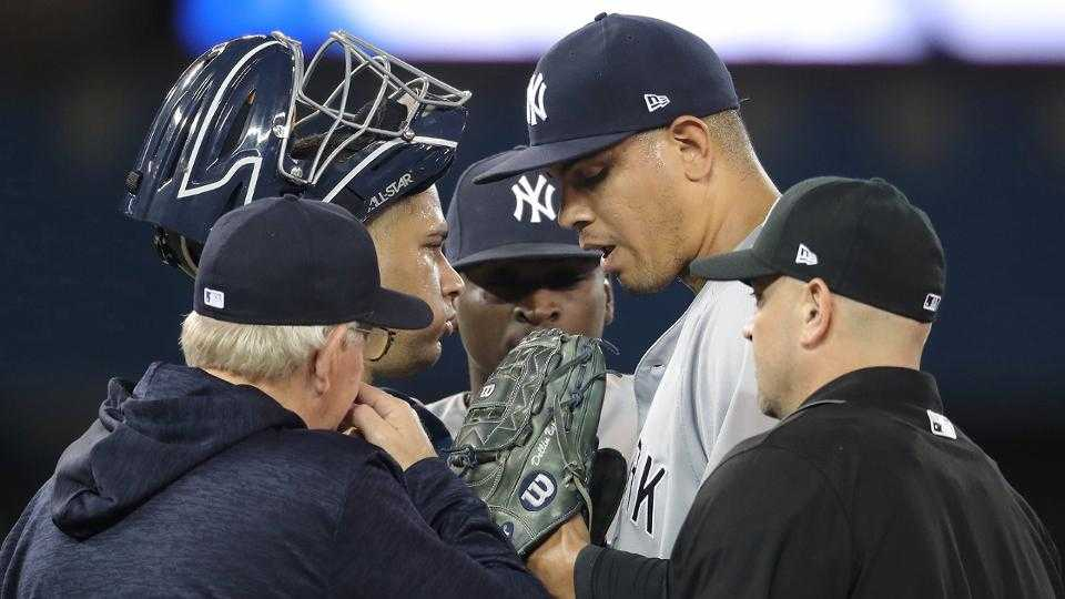 Dellin Betances confident amid unlucky results