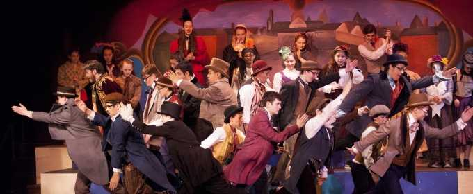 Photo Flash: Riverdale Rising Stars Stage THE MYSTERY OF EDWIN DROOD