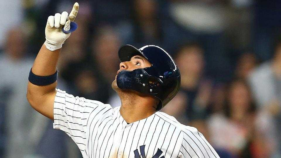 Gleyber Torres, Aaron Judge homer for Yankees