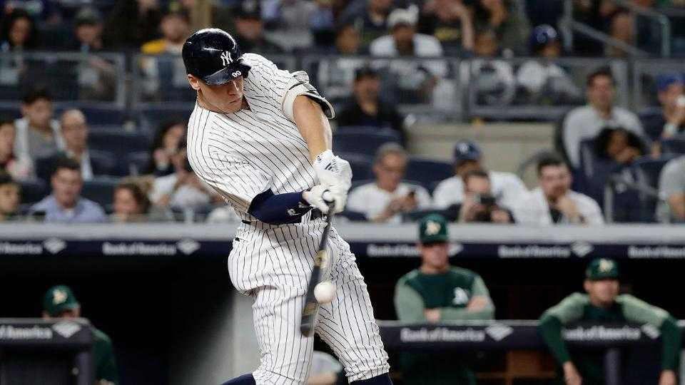 Judge, Torres homer on rough night for Gray