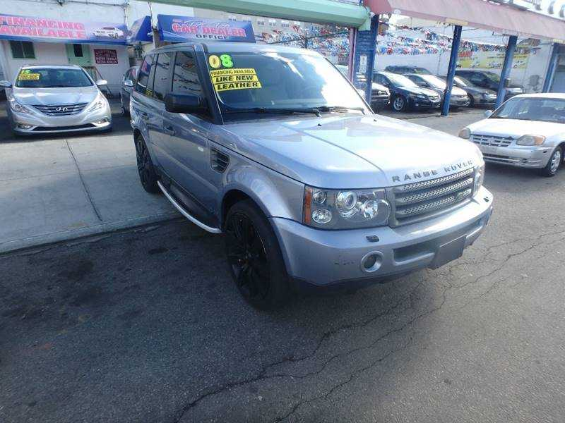 2008 Land Rover Range Rover Sport HSE found on Carsforsale.com
