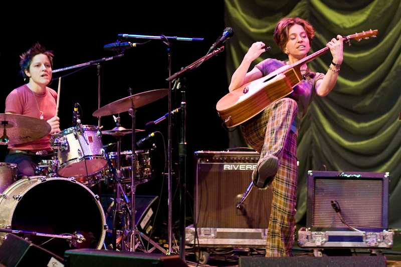 Ani DiFranco: Still a Righteous Babe