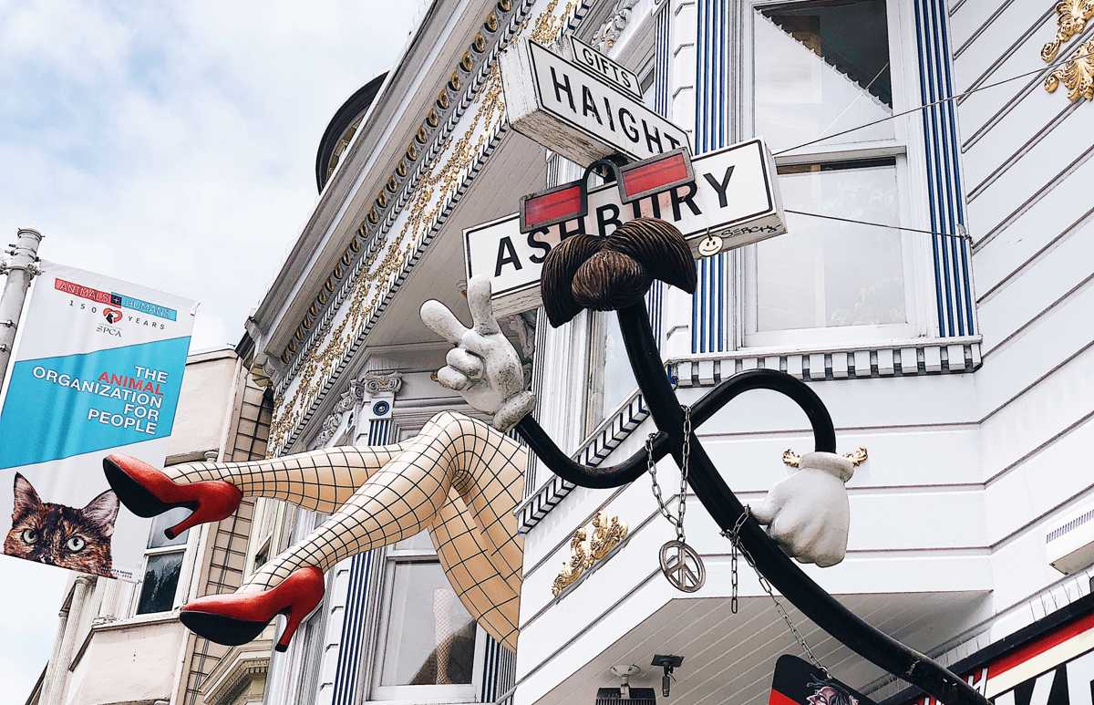 A Bay Area insider's guide to exploring the Haight