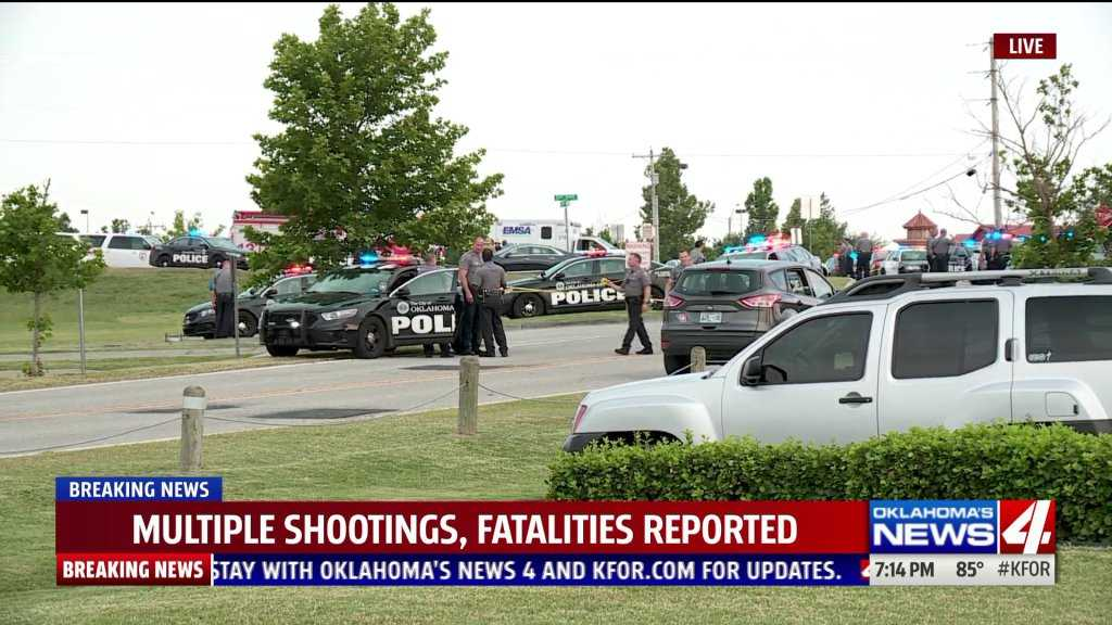 Armed Citizen Fatally Shoots Gunman at Oklahoma City Restaurant, Police Say