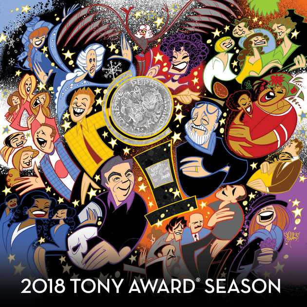 2018 Tony Award Season by Various Artists on iTunes