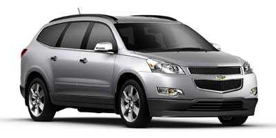 Chevrolet Traverse 2011 in Bronx, Long Island, NYC, Westchester