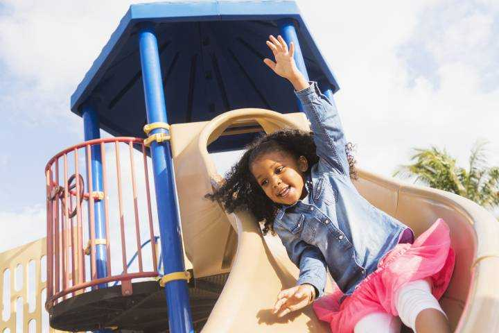 How dangerous are the germs at your child's playground and daycare?