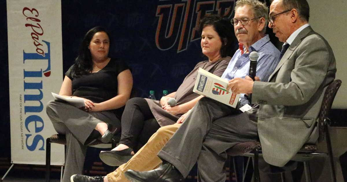 3 ways that El Paso can begin taking back the border narrative: Times Live panel