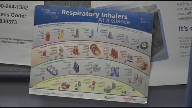 Report: Bronx asthma numbers among highest in US
