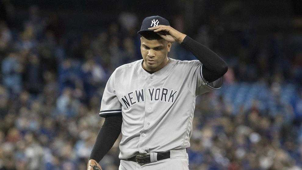 Dellin Betances is back in All