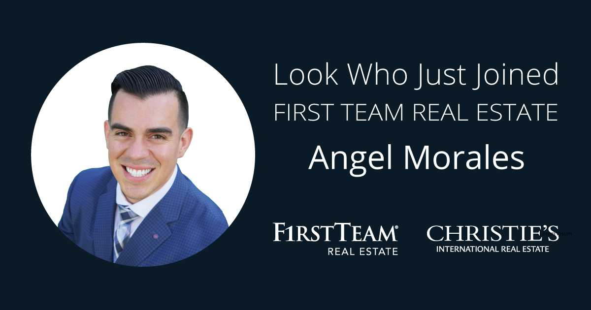 First Team Welcomes Angel Morales to Seal Beach