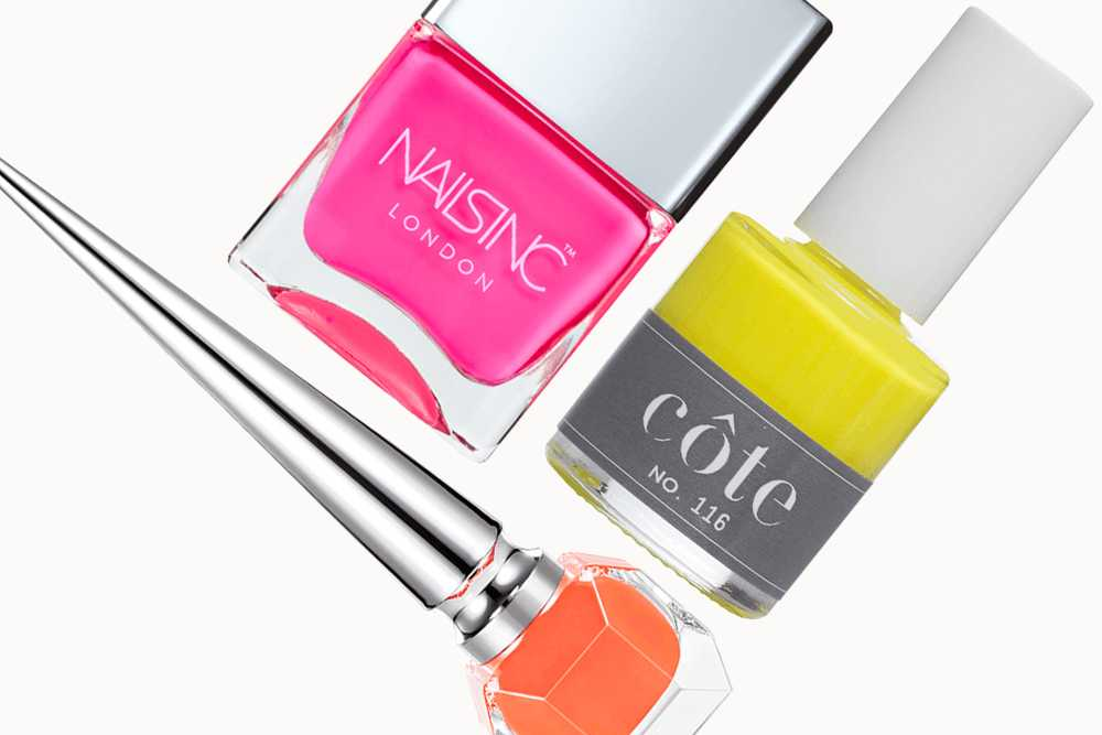 10 Sunny Polishes for the Perfect Summer Mani