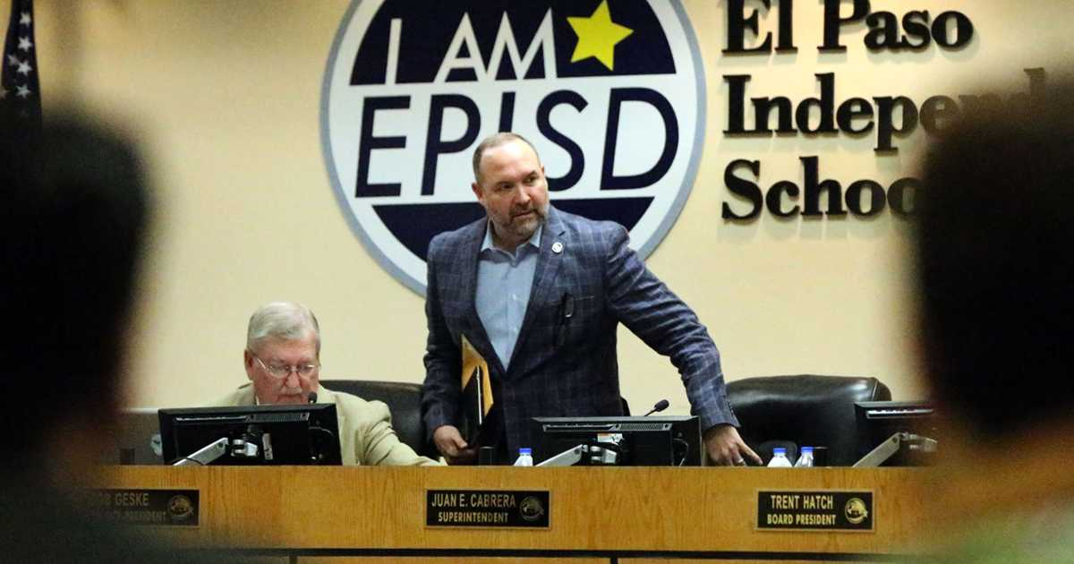 EPISD budget, school closures still in flux about a week before adoption