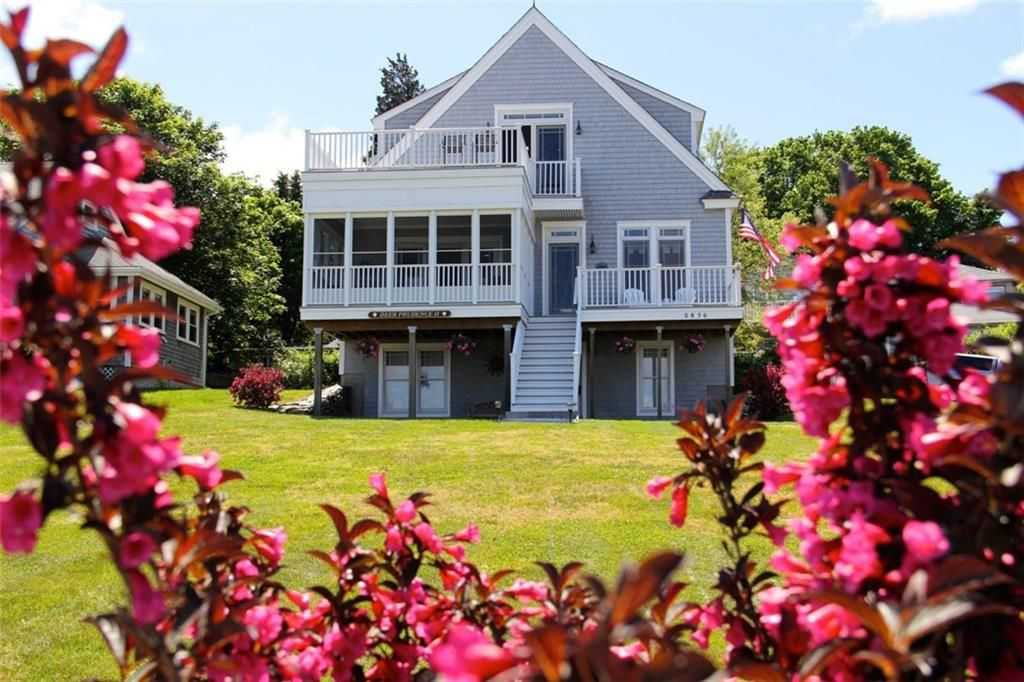 House Lust: 5 Prudence Island Homes for Sale