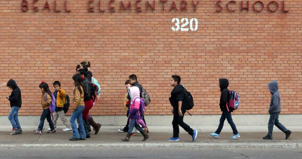 El Paso school district campuses identified for closure