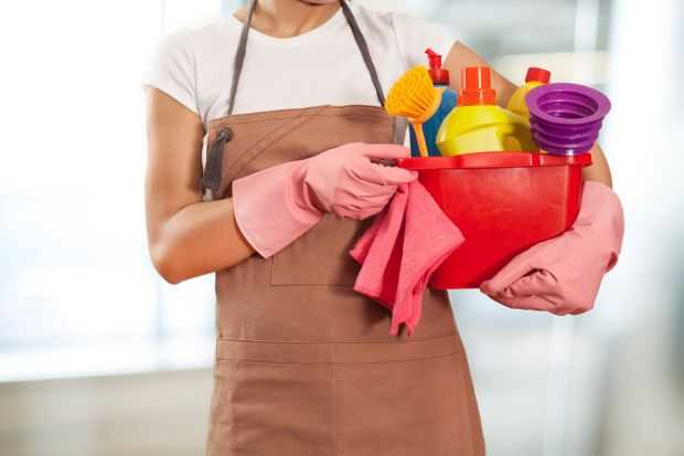 The six most common household cleaning scams