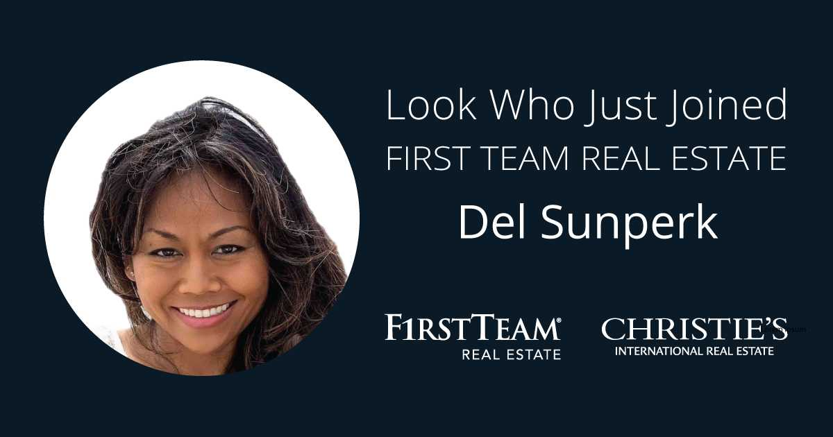 First Team Welcomes Del Sunperk to Seal Beach