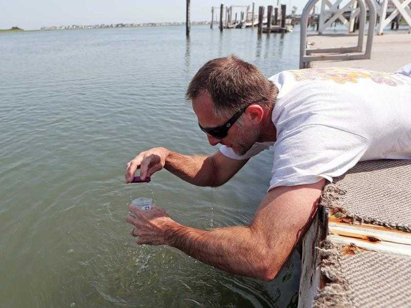 How South Jersey tests ocean water quality