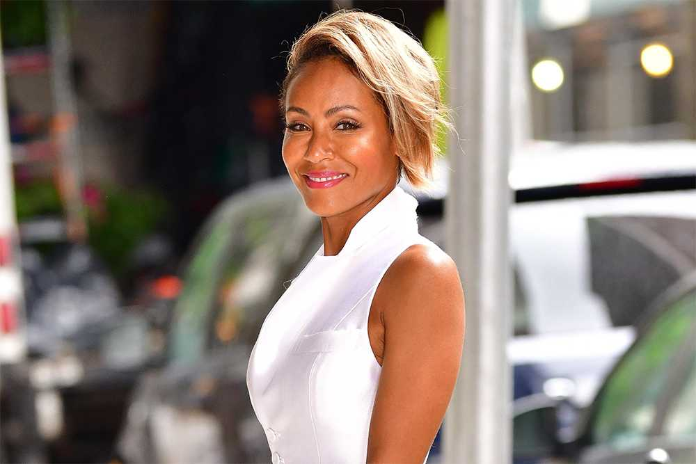 Jada Pinkett Smith Beats Blackheads With This $4 Drugstore Product