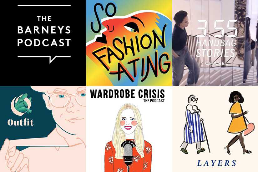 The Best Fashion Podcasts of 2018