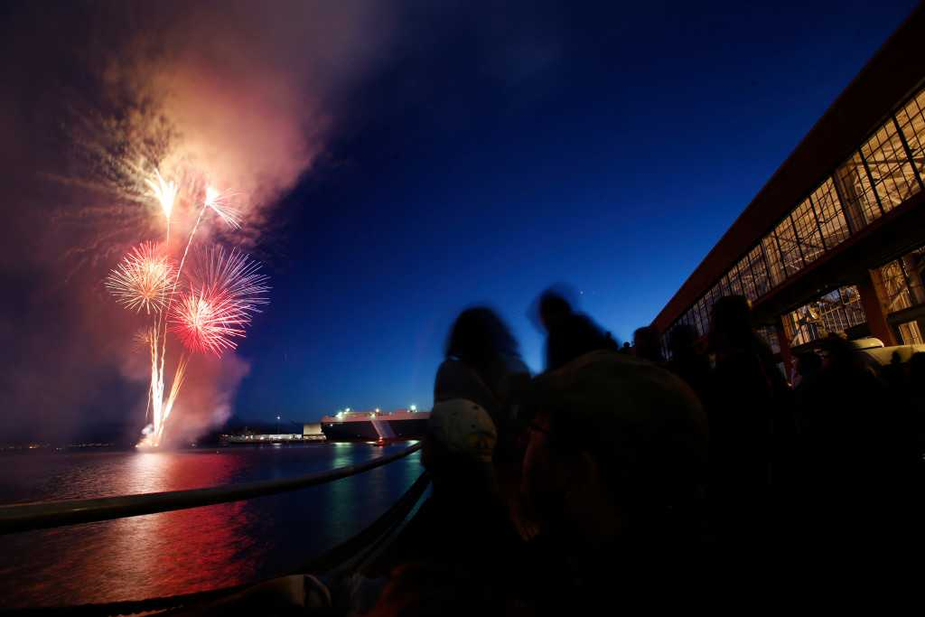 7 great ways to view Bay Area fireworks this Fourth of July