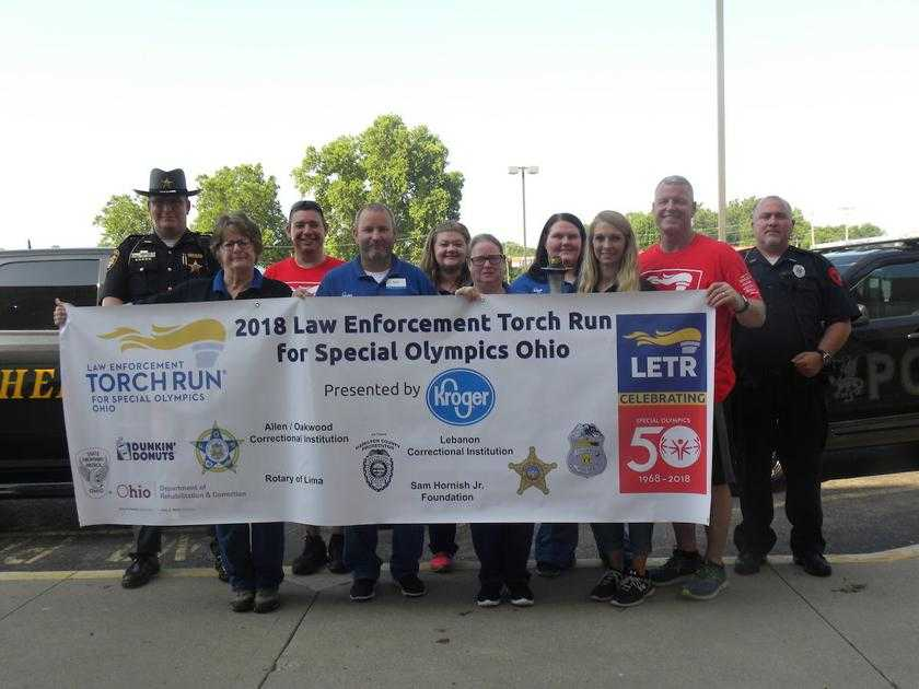 Law Enforcement Torch Run held Wednesday in Jackson, Wellston