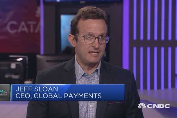 Global Payments CEO: Tech upstarts will fragment payments industry
