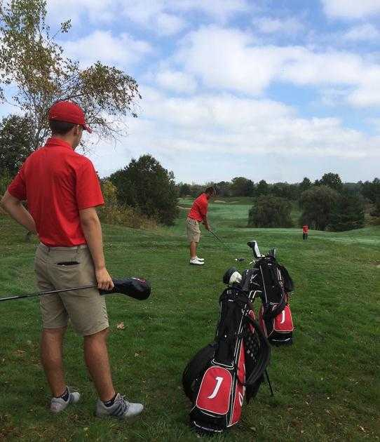Ironmen, Golden Rocket golf schedules set