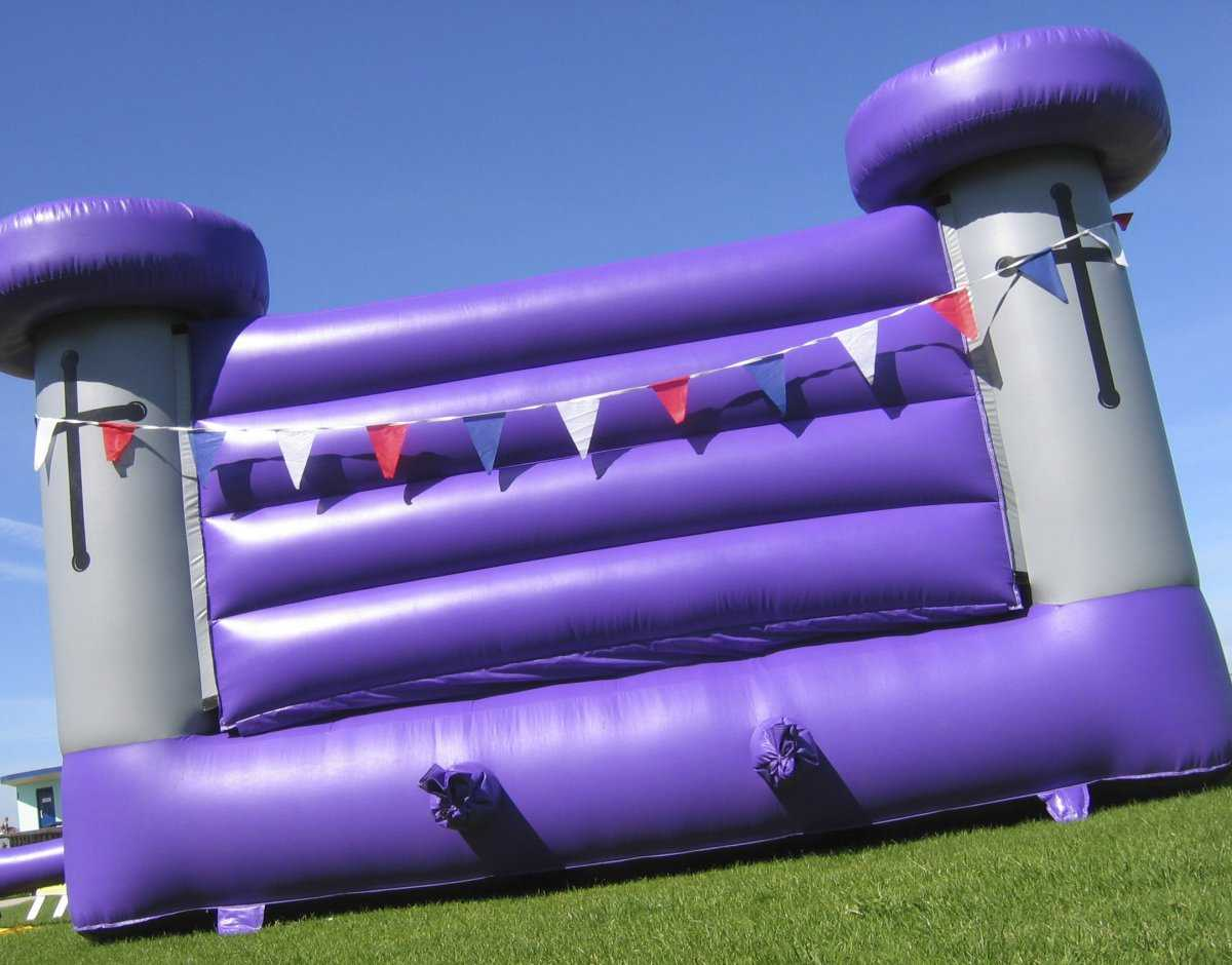 British Lawmaker Calls for Ban on Bouncy Castles After Girl's Death