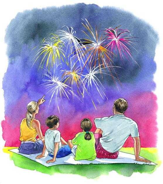 Jackson's fireworks set for July 3