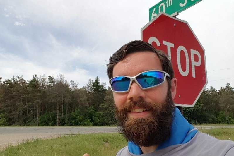Columbus veteran runs 300 miles to raise awareness about PTSD