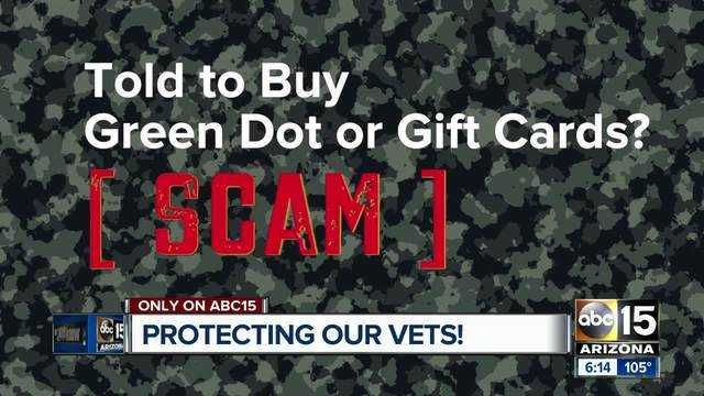 How to spot potential scams aimed at veterans