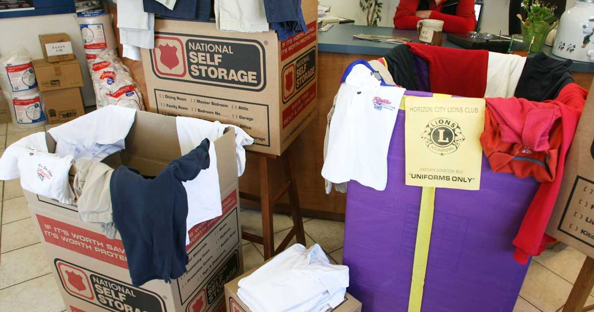 Back to school: Need cheap uniforms? Here's how to get them in El Paso