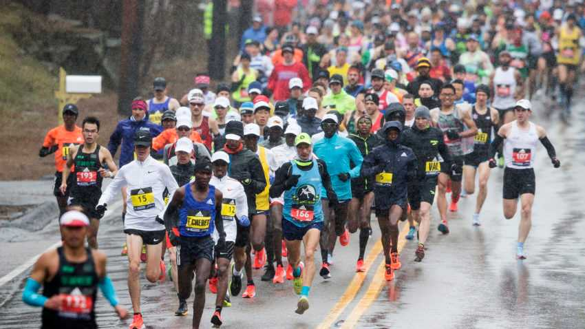 Boston Marathon raises record $36.6 million for charity