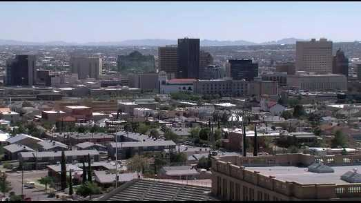 Does El Paso meet air quality standards?