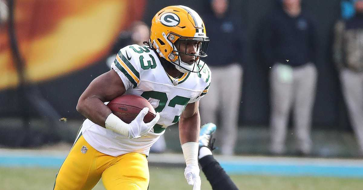 Madden 19 ratings for Packers' Aaron Jones, Giants' Will Hernandez and other UTEP alums