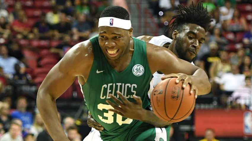 Next up for the Celtics at summer league: The Knicks