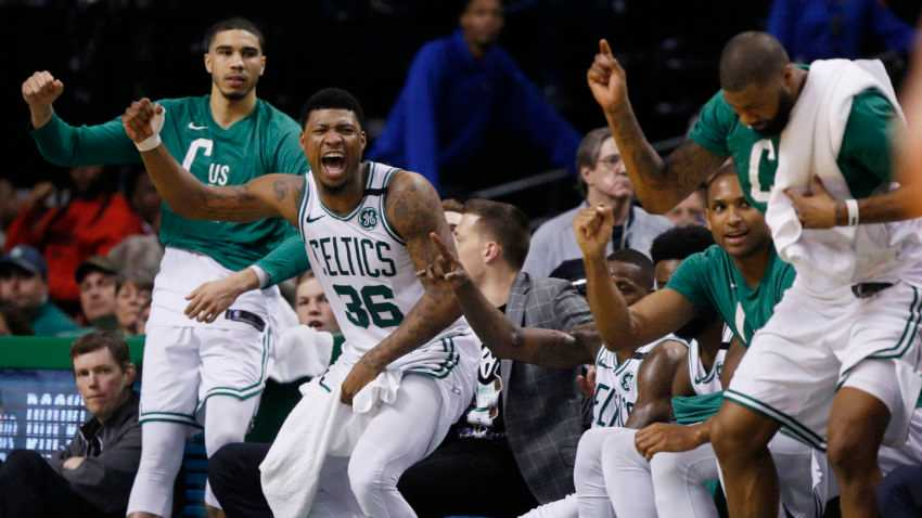 Paul Pierce on Marcus Smart: 'I think he does come back with the Celtics'