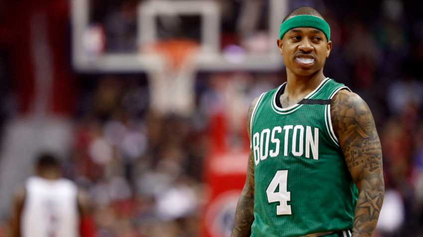 Should the Celtics try to sign Isaiah Thomas?