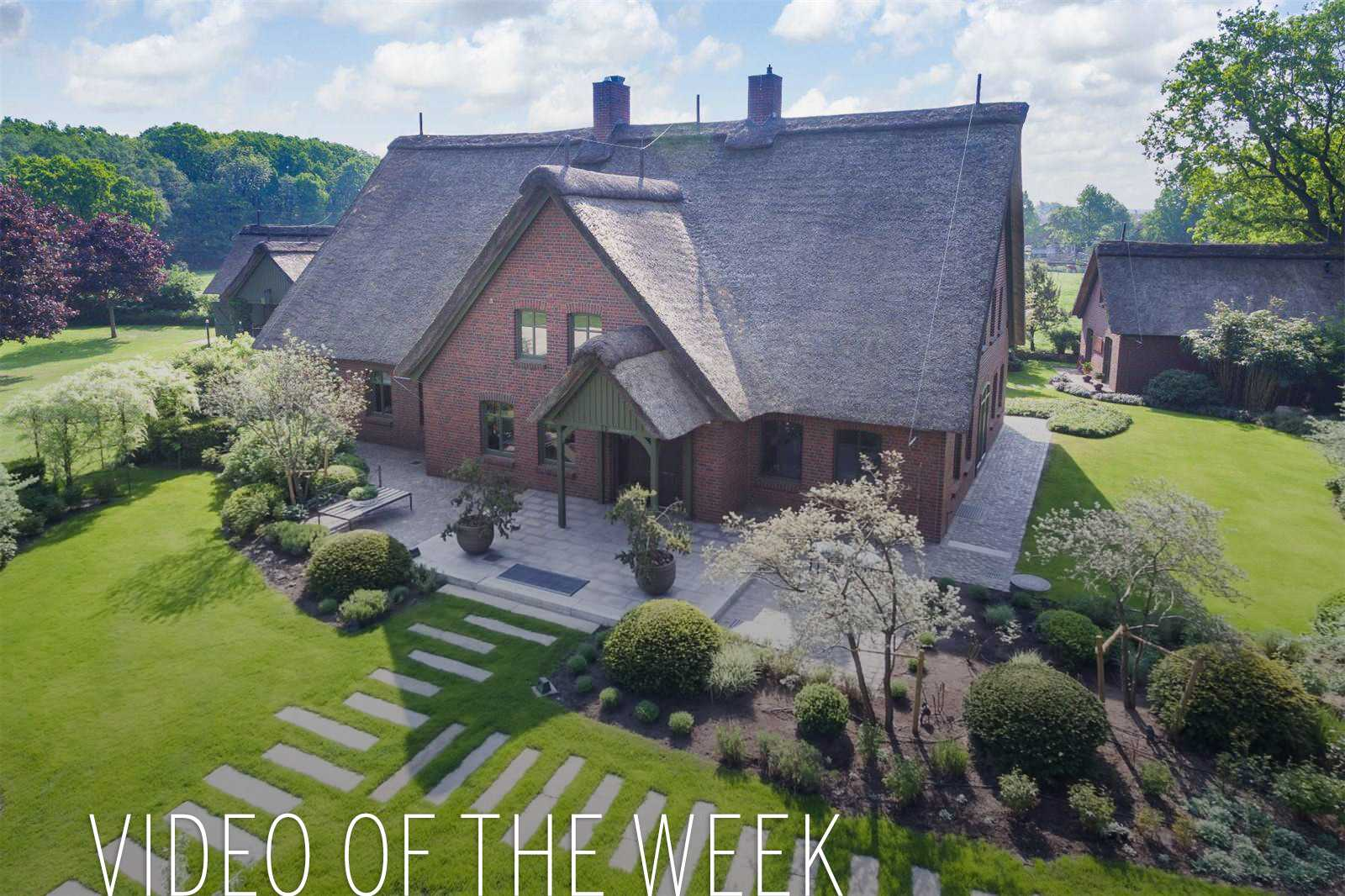 Video of the Week: Sprawling Equestrian Estate in Lower Saxony, Germany