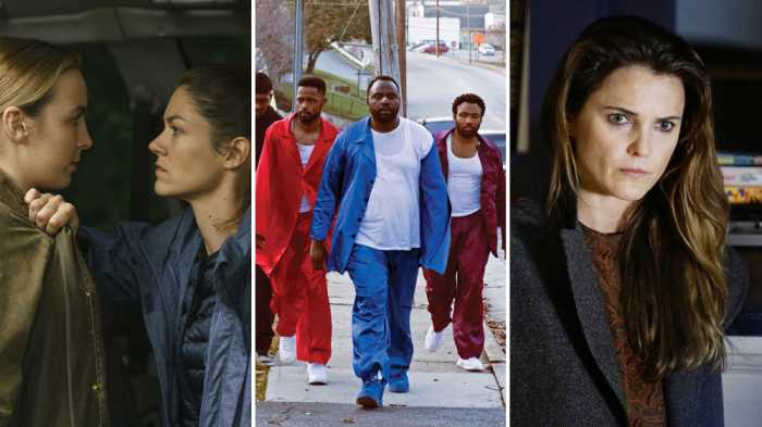 'Atlanta,' 'The Americans,' 'Killing Eve' Among TV's Showrunners' Emmy Contenders Picks